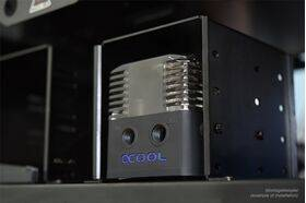 Alphacool Eisstation DDC - Solo reservoir