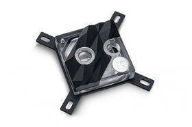 EK-Supremacy Edge - 10th Anniversary Limited Edition CPU water block Black Plexi