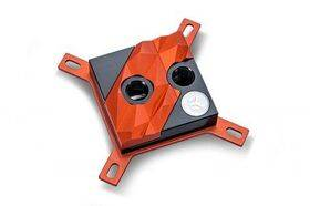 EK-Supremacy Edge - 10th Anniversary Limited Edition CPU water block Red Acetal