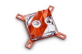 EK-Supremacy Edge - 10th Anniversary Limited Edition CPU water block Red Plexi
