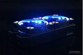 Alphacool Eiszyklon Aurora RGB - 1100rpm (120x120x25mm)
