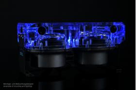 Alphacool Eisdecke DC-LT dual Plexi top