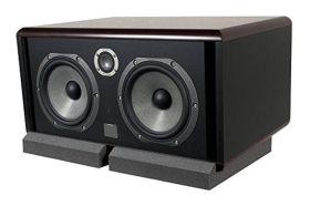 Arrowzoom Speaker / Subwoofer Vibration Absorption Riser Standard - Isolation Foam Pad - 30 x 20 x 4 cm