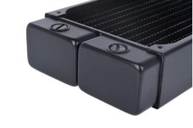 Alphacool NexXxoS XT45 Full Copper 120mm radiator V.2