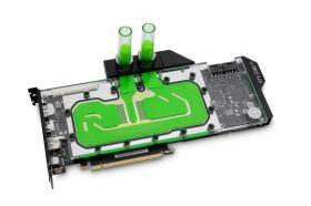 EK Vector RTX RE Ti RGB - Nickel + Plexi