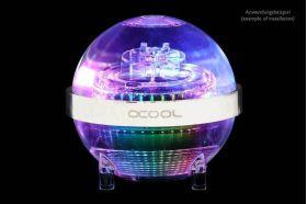 Alphacool Eisball Digital RGB - Plexi (incl. Eispumpe VPP755 V.3)
