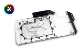 EK-Vector FTW3 RTX 2080 RGB - Plexi + Nickel