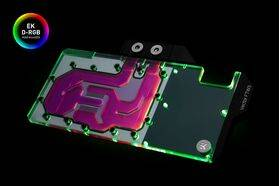 EK-Quantum Vector FTW3 RTX 2080 Ti D-RGB - Nickel + Plexi