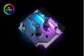 EK-Quantum Momentum ROG Strix X570-E D-RGB - Plexi