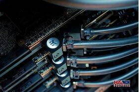 EK-Pro Manifold 2CPU 4GPU - Acetal