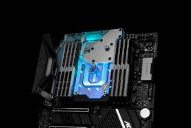 EK-Quantum Momentum TRX40 Aorus Master D-RGB - Plexi
