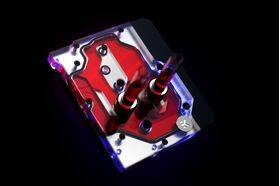 EK-Quantum Momentum Aorus X570 Master D-RGB - Plexi