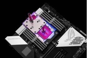 EK-Quantum Momentum ROG Zenith II Extreme D-RGB - Plexi