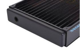 Alphacool NexXxoS XT45 Full Copper 400mm radiator