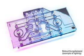 Alphacool Eisblock Aurora Plexi GPX-N RTX 3090/3080 with Backplate (Reference)