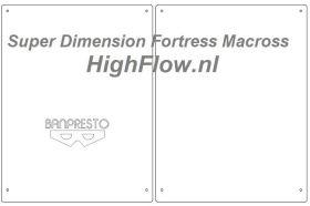 Banpresto Super Dimension Fortress Macross
