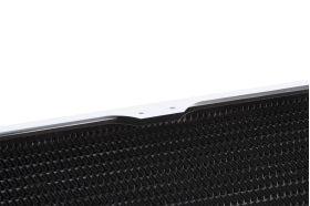 Alphacool NexXxoS XT45 Full Copper 240mm Radiator V.2 - White Special Edition