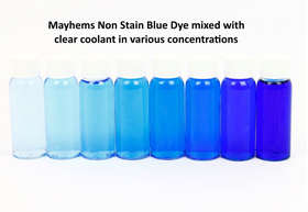 Mayhems Non Stain Blue Dye 15ml