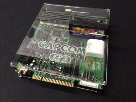 Capcom CPS3 Acrylic Case