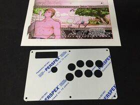 Mad Catz TE Round One Plexi Cover