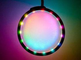 Aqua-Computer RGBpx LED ring for aqualis 450/880, 15 addressable LEDs