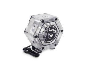 Bitspower Water Tank Hexagon 34 With Digital RGB - BP-WTH34AC-DRGB