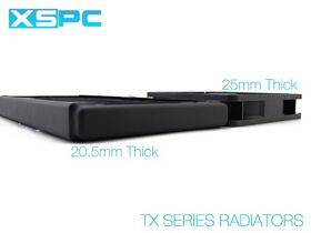 XSPC TX240 Ultrathin Radiator