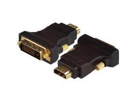 HDMI adapter HDMI female to DVI-D male