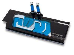 HEATKILLER® IV for RTX 2080 - ACRYL Ni-Bl RGB