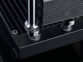 Bitspower X-cross fittings(True Brass) BP-TBRIGOS5