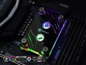 Bitspower Touchaqua CPU Block Summit MS For AM4 Platform
