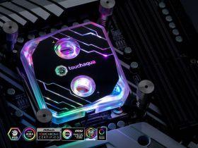 Bitspower Touchaqua CPU Block Summit MS (Intel) - BPTA-CPUMS-SKI