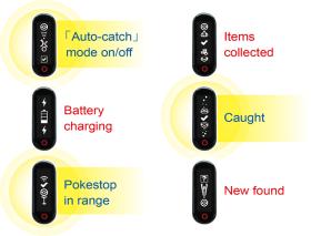 Brook Pocket Auto Catch For Pokémon GO Plus