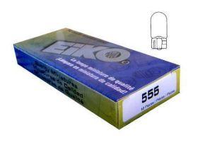 EiKO T10 GE555 Lamp / Bulb - 6,3V 0,25A 2W - 10 pack