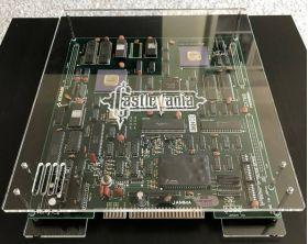 Konami Haunted Castle board Acrylic Case