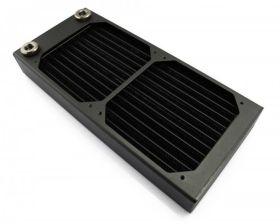 XSPC AX240-BK Dual Fan Radiator Black