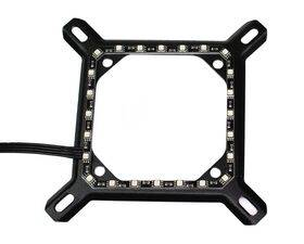 EK-Velocity Intel Mounting Plate + LED RGB