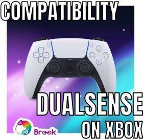 Brook Wingman XB - Converter for PS4, PS3, Switch Pro, Xbox One/Elite 1&2, Xbox 360 Controllers to Xbox One/Xbox 360 Console