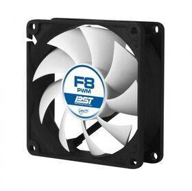 80mm Arctic F8 PWM PST Fan - 850~2000RPM
