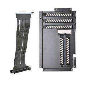 Lian Li O10-1 Vertical Riser Card Cable Kit for PC-O10 - Black
