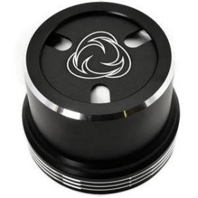 Singularity Computers Protium D5 Mod Kit - Black Silver Rings