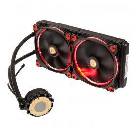 Thermaltake Water 3.0 Riing RED 280 - CL-W138-PL14RE-A