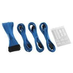 CableMod Basic ModMesh™ Cable Extension Kit - Dual 6+2 Pin Series Light Blue