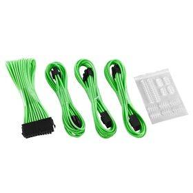 CableMod Basic ModMesh™ Cable Extension Kit - Dual 6+2 Pin Series Light Green