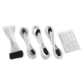 CableMod Basic ModMesh™ Cable Extension Kit - Dual 6+2 Pin Series White