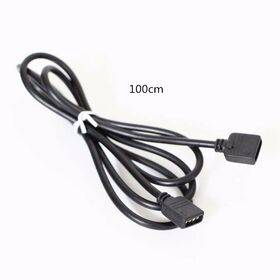 RGB 4-pin RGB Extension Cable/Cord/Extend Wire for 2835 3528 5050 RGB LED Strips