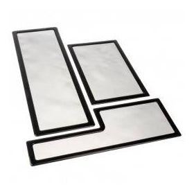 Demciflex Dust / Fan Filter Set for Phanteks Enthoo Luxe - Black/Black - DF0539
