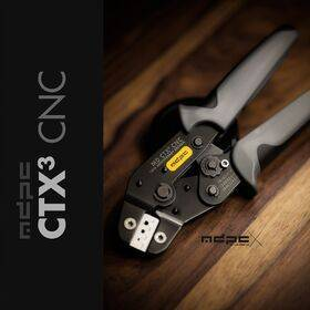 MDPC-X Original Crimping Tool CTX3 for ATX, MINI-FIT-JR and FAN