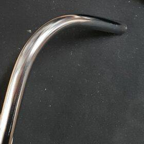 Copper Tube 12mm OD - Chrome Finish - 100cm