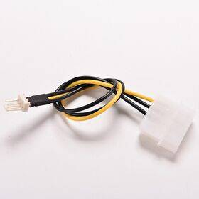 3-Pin Fan/Pomp to 4-Pin Molex Adapter Cable